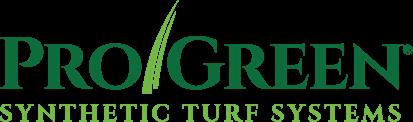 ProGreen Synthetic Turf Systems Logo