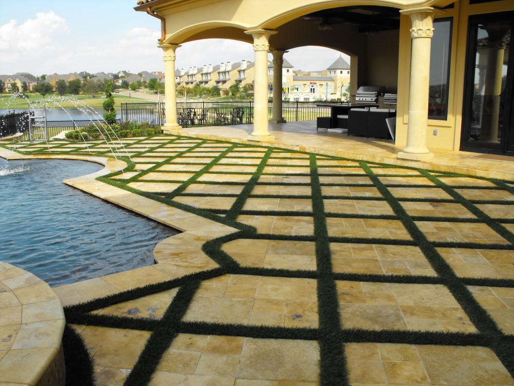 Lalani pool deck