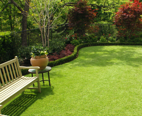 ProGreen Landscape with Artificial Turf