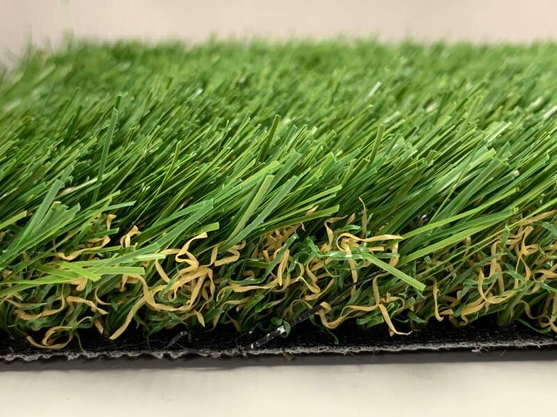 artificial turf close up image