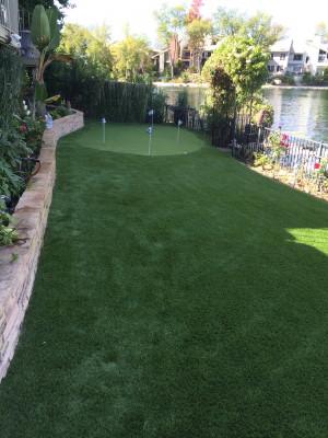 Park Cordero putting turf