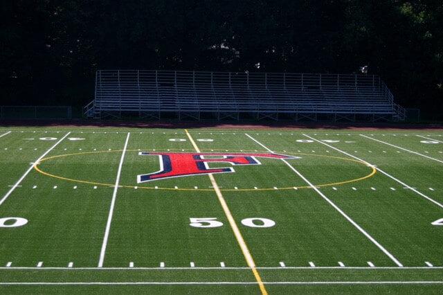 New Milford Football field