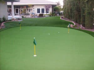 ProGreen Artificial Golf Course