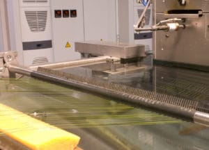 Machinery to make ProGreen artificial turf