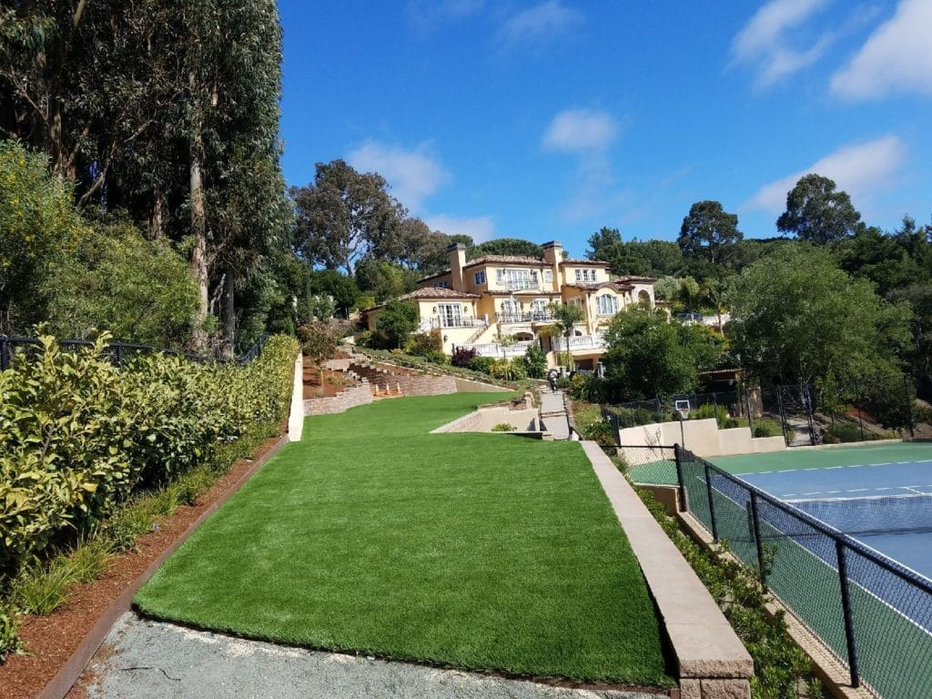 bay area artificial grass