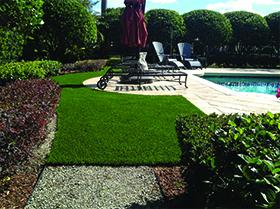 artificial grass pool area celebration, fl