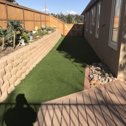 Dog Run Turf Yard