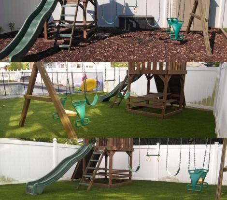 Playground Synthetic Turf Long Island