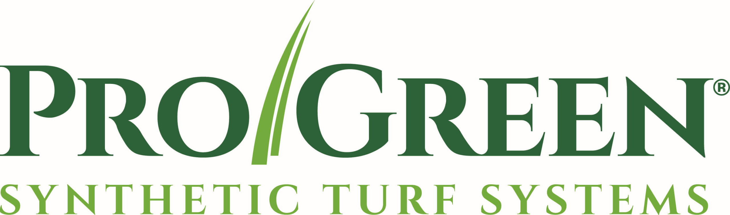 ProGreen Synthetic Turf Systems Logo