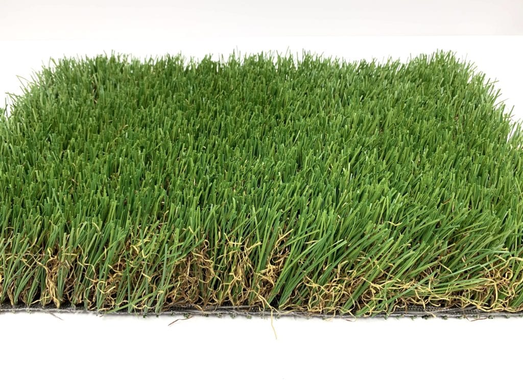 Tall pile height pet friendly turf